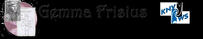 Vereniging Gemma Frisius, Afdeling Friesland van de Koninklijke Nederlandse Vereniging voor Weer- en Sterrenkunde